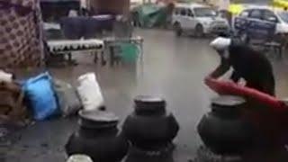 किसान आंदोलन में दिल का दौरा पड़ने से किसान की मौत विडिओ में कैद हुई वीडियो