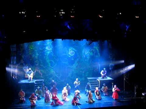 Excalibur una leyenda musical- Obertura-