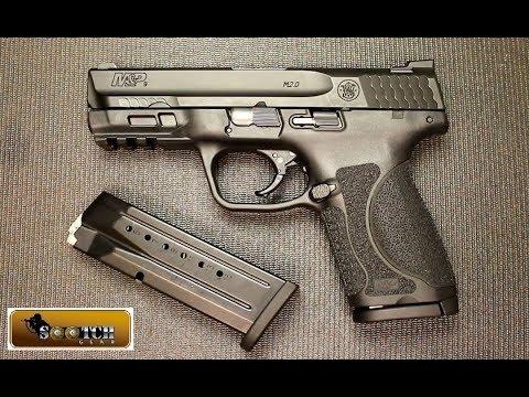 S&W M&P 2.0 Compact Pistol Review