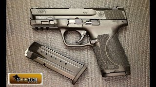 S&W M&P 2.0 Compact Pistol Review