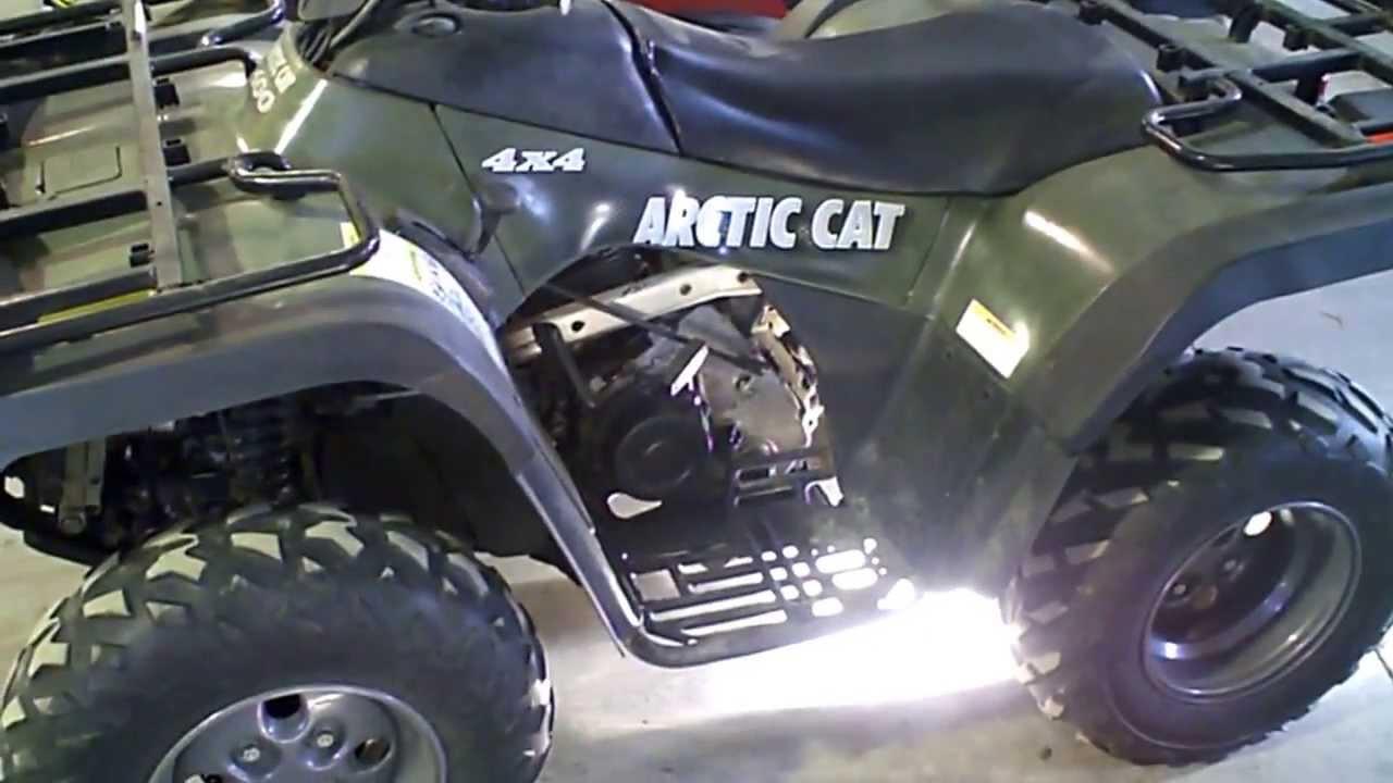 lot 1259a 2004 arctic cat 400 4x4 atv mrp automatic act straight rh youtube com 2003 arctic cat 400 4x4 service manual 2004 arctic cat 400 4x4 manual