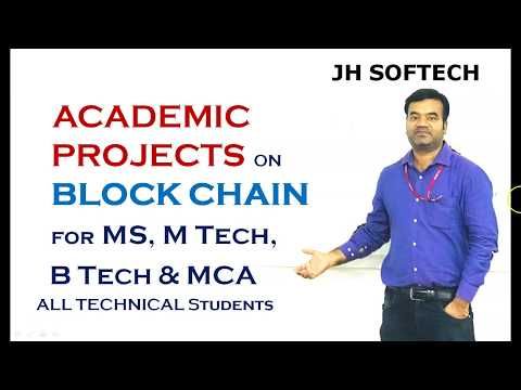 Block Chain Academic Projects
