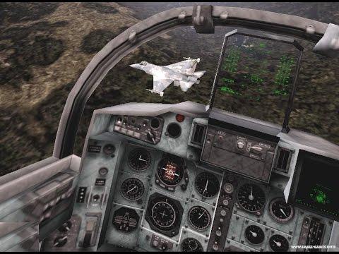 Самый Старый Симулятор Военного Самолета на ПК ! Миг-29 Fulcrum ВВС России