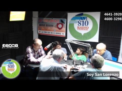Soy San Lorenzo - 20 Abril
