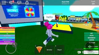 Trying to have fun on Roblox