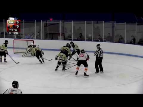 LMC Varsity Sports - Ice Hockey - Clarkstown at Mamaroneck - 12/15/17