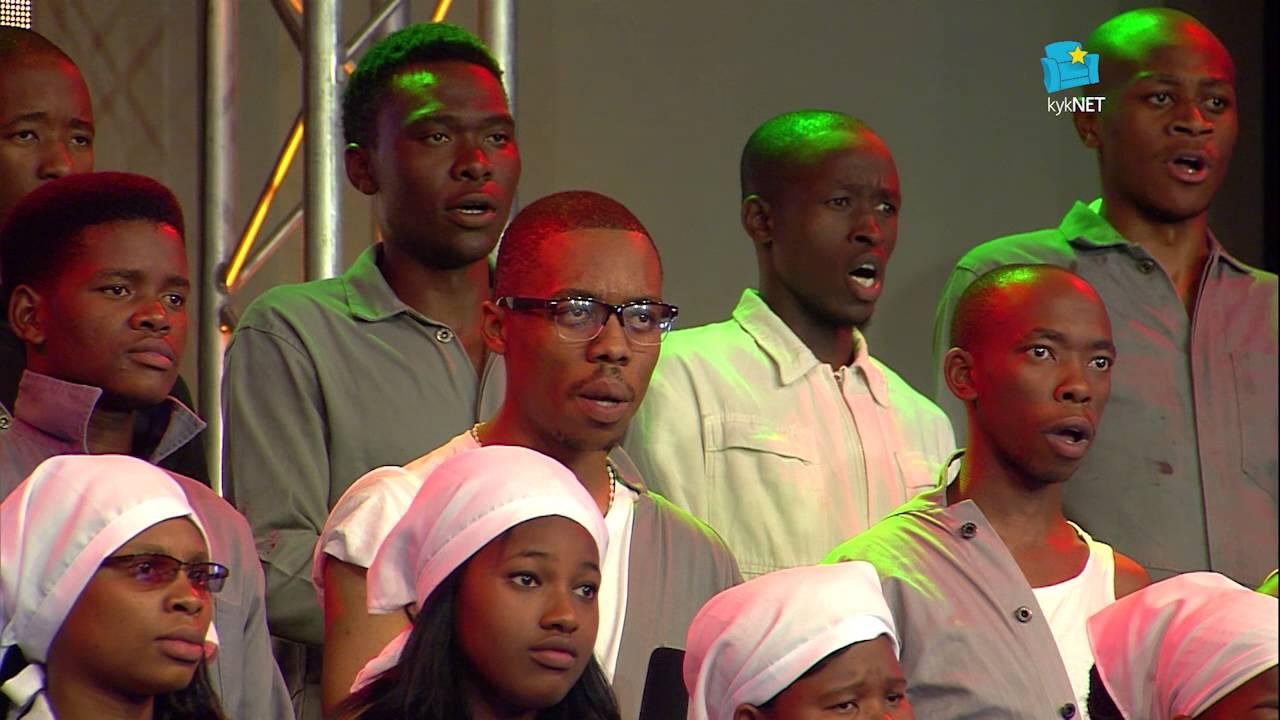 Varsity Sing: Hey wena Africa