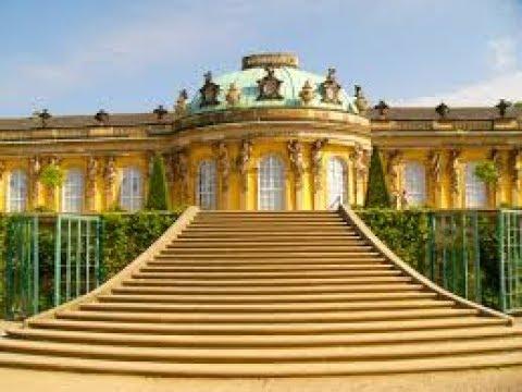 Palace Sanssouci Germany Schloss Sanssouci Potsdam