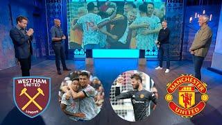 West Ham vs Manchester United 1-2 De Gea The Hero - Lingard Redeems Himself | Pundits Review