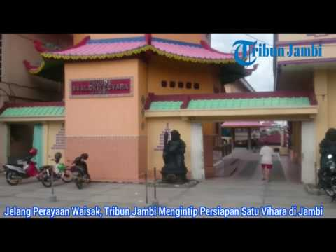 Di Hari Waisak, 1500 Pelita Dhatma Bakal Terangi Vihara Sakyakirti