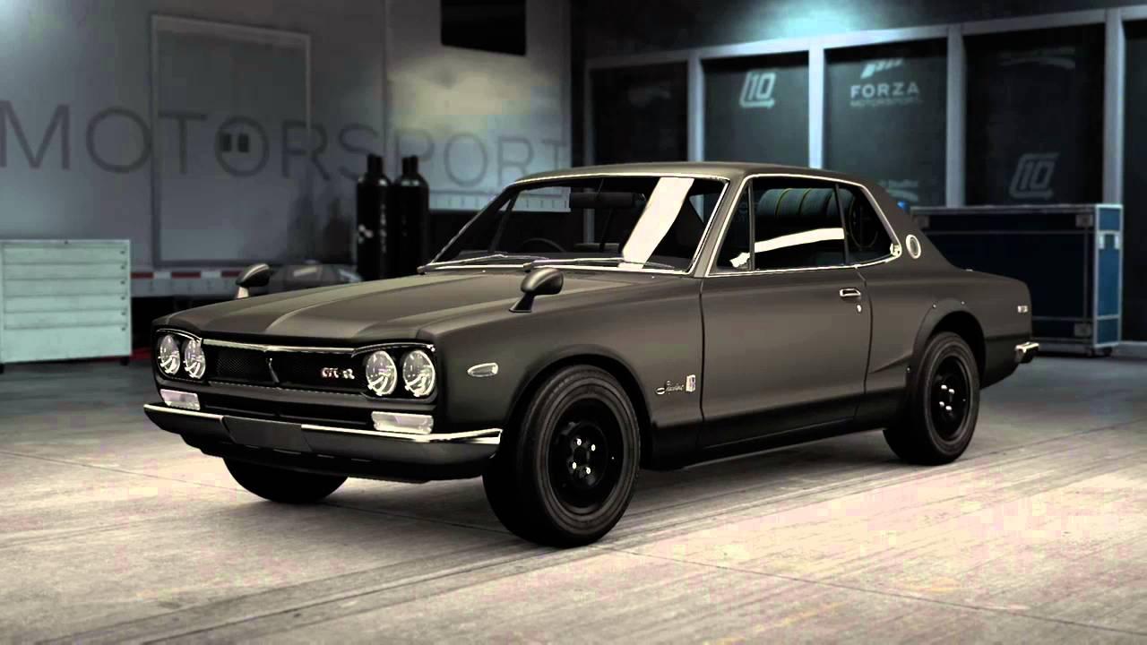 1971 Nissan Skyline 2000GT-R | Forza Motorsport 6 - YouTube