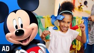 A Mickey Birthday Party | Disney Family
