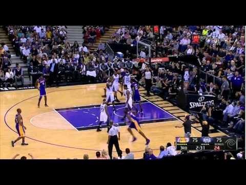 Los Angeles Lakers Vs Sacramento Kings | March 31, 2013 | Full Highlights |NBA 2012/13 Season|