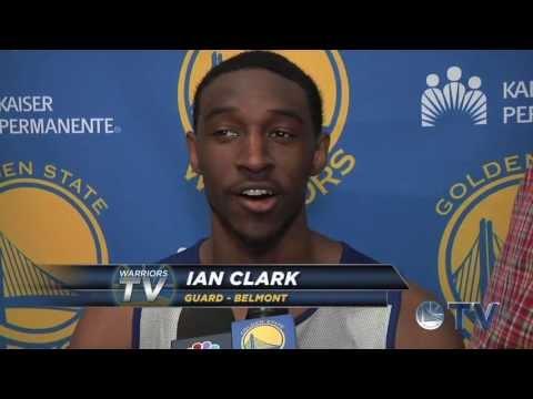 Pre-Draft Workout Interview: Ian Clark