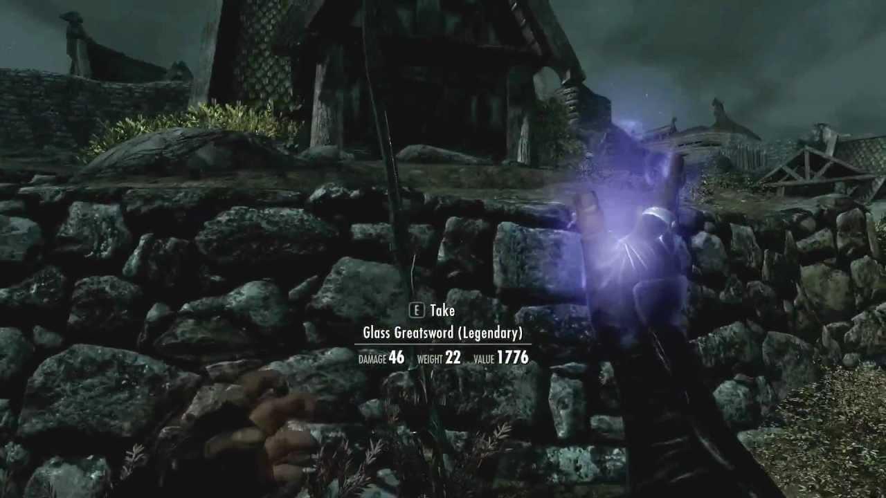 Skyrim: Level ALTERATION With Dual Powers (Telekinesis And