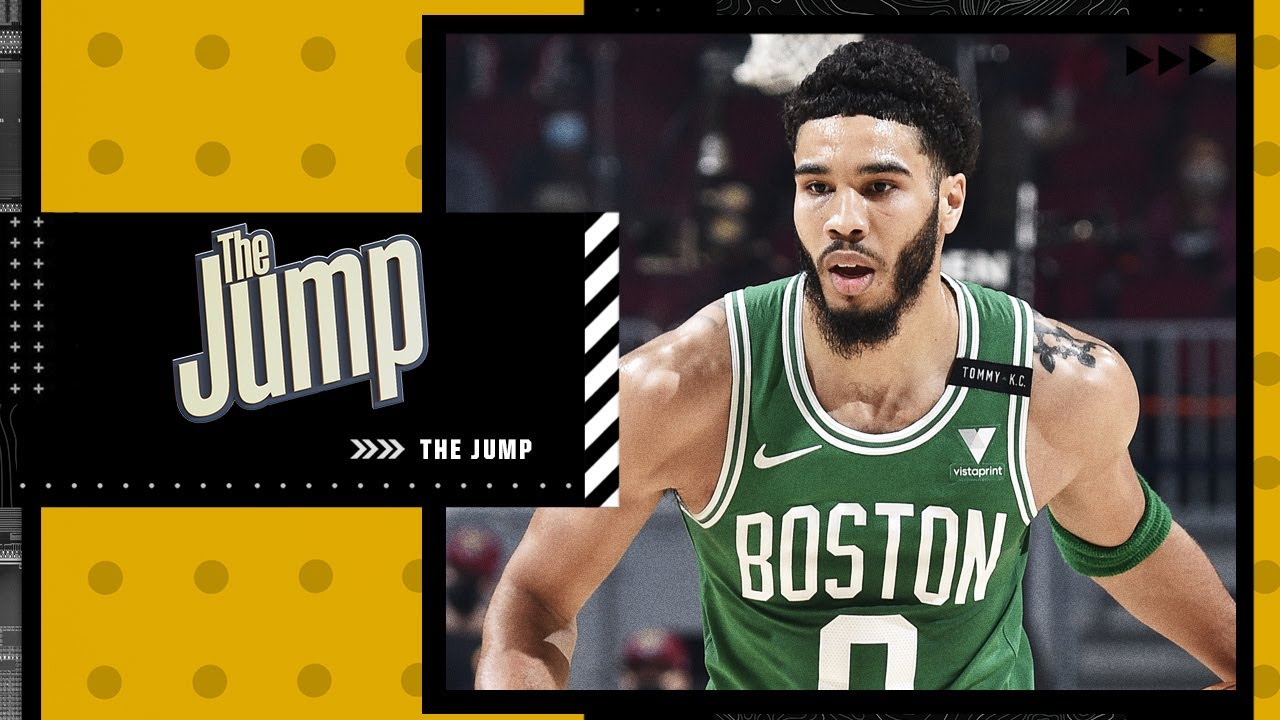Download What is Jayson Tatum's ceiling this season? | The Jump