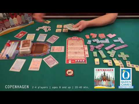 The Copenhagen Board Game Rules Youtube