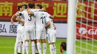2019 China Cup   Uruguay 3:0 Uzbekistán