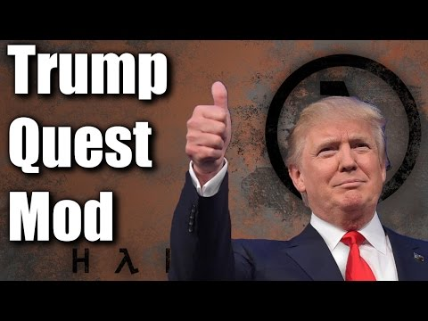 Trump Quest - A messed up HL2 Mod - Bullshit for the Weekend
