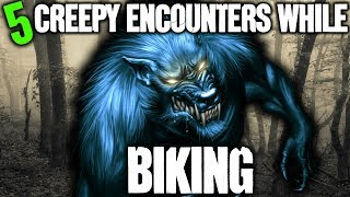 5 CREEPY Things Seen While Biking - Darkness Prevails