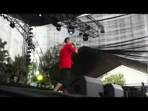 Strapo - Klameš - Live - Hip Hop Kemp 2012