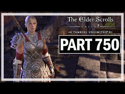 The Elder Scrolls Online Walkthrough Part 750 – Let's Play Gameplay