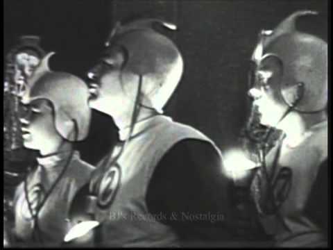CAPTAIN Z-RO. The Great Pyramids Episode. 1950