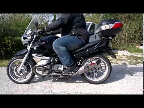 bmw r 1150 r 2002 mass exhaust youtube. Black Bedroom Furniture Sets. Home Design Ideas