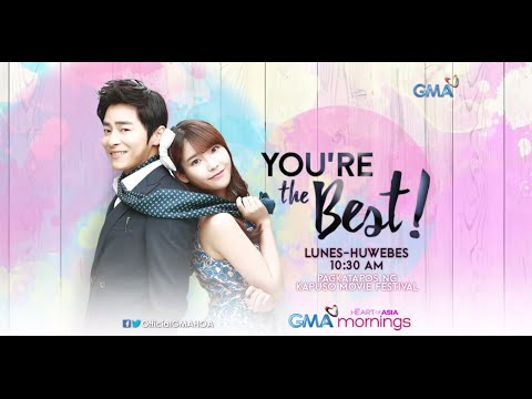 Kay Tagal - Mark Carpio (You're the Best OST)