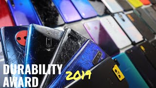 Smartphone Durability Awards 2019 | Gupta Information Systems | India