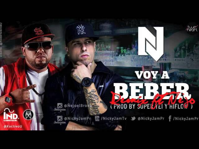-- Voy A Beber Official Remix) Videos De Viajes
