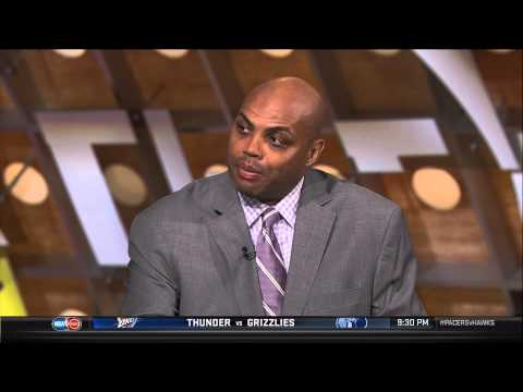 TNT's Charles Barkley addresses Clippers owner Donald Sterling, racist comments