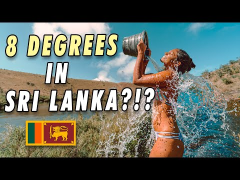 We did not expect this! Horton Plains Sri Lanka