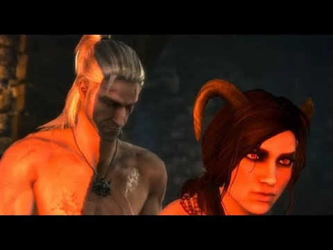 Geralt Sleeps with a Succubus - The Witcher 2 With a Flickering Heart from YouTube · Duration:  27 minutes 39 seconds