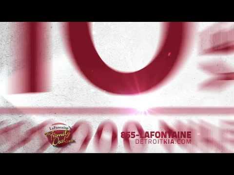 LaFontaine Kia - Feel The Family Love Specials - Dearborn, MI