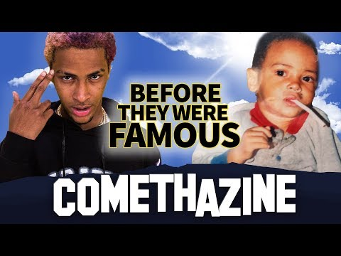 Baixar Comethazine | Before They Were Famous | Frankie Jahmier Childress | Biography