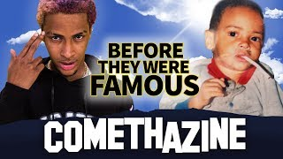 Comethazine | Before They Were Famous | Frankie Jahmier Childress | Biography
