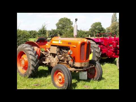 oldtimer tractors treffen sec bois france