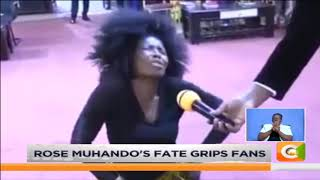 This week's trends: Rose Muhando's fate grips fans