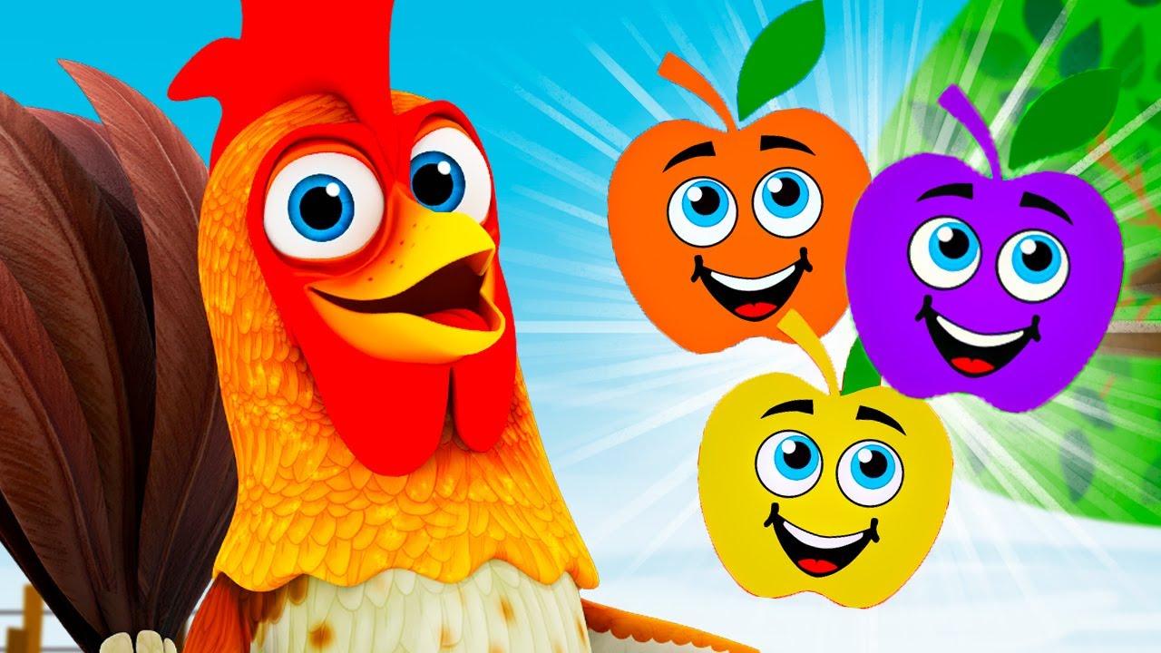 ¡Juguemos con Bartolito y Las Manzanas de Colores! #2 | La Granja de Zenón