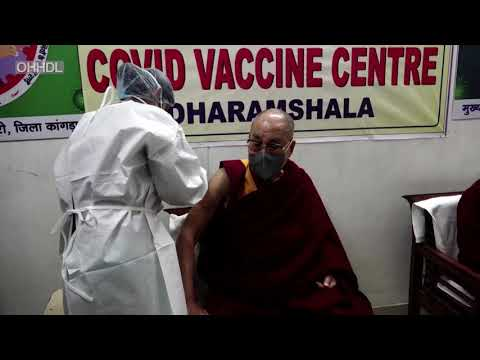 Dalai Lama receives COVID-19 vaccine - Reuters