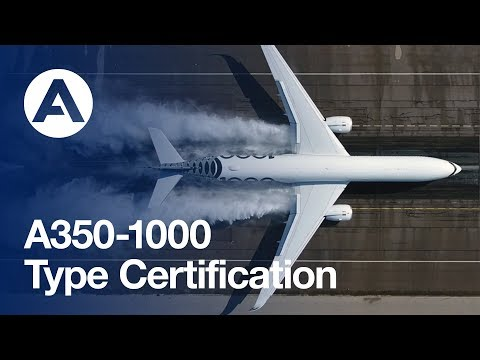 Airbus A350-1000 Type Certification