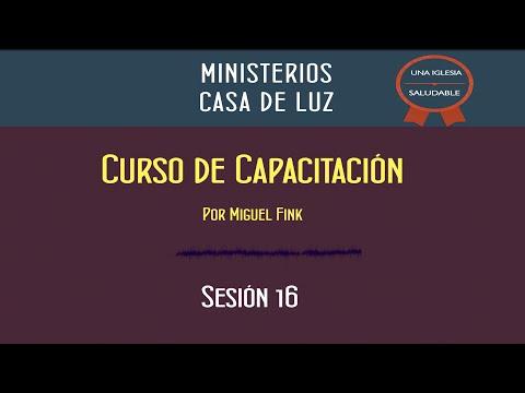 Curso de Capacitación 16 - Evangelismo Parte 1