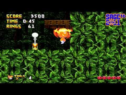 Sonic Worlds Level Colab v1 Sage 2011 Demo