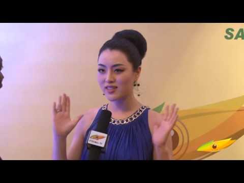 MISS CHINA AND WORLD CHINA - MS. YU WEI WEI