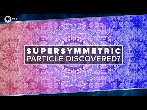 Supersymmetric Particle Found?   Space Time