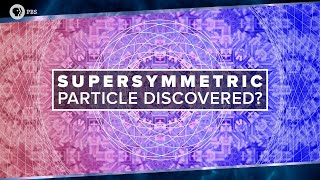 Supersymmetric Particle Found?