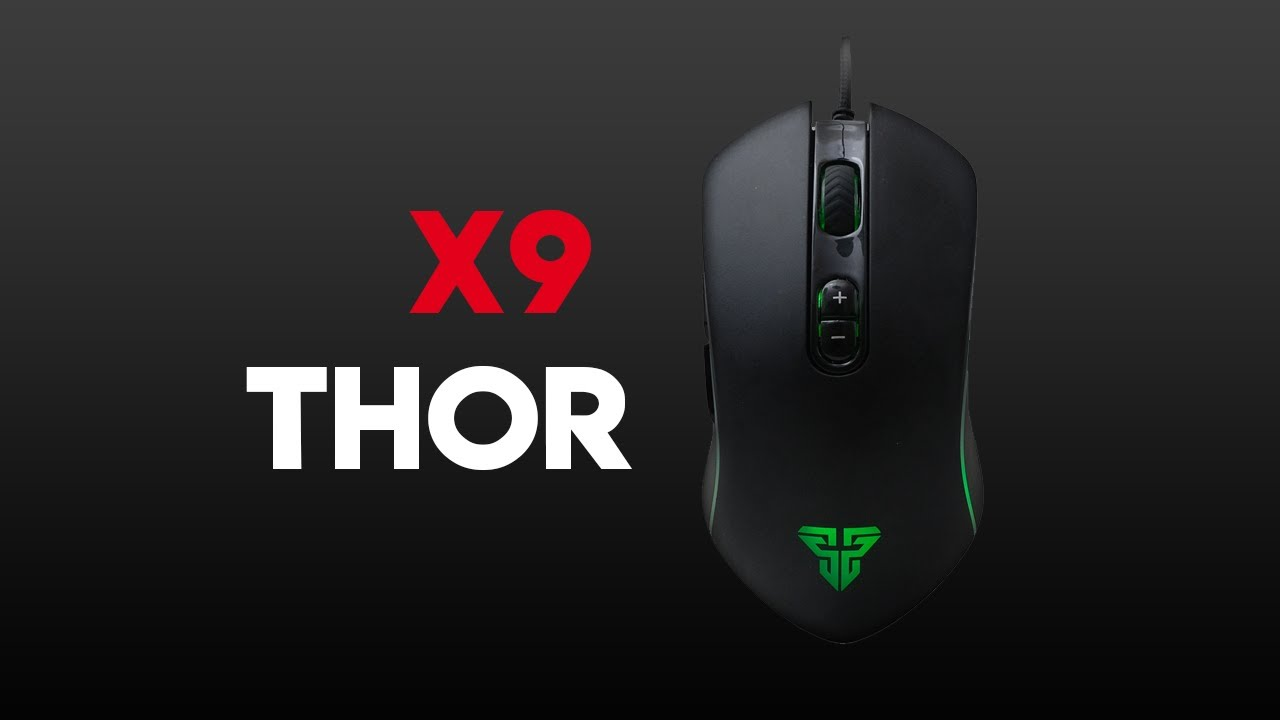 X9 THOR Pro-Gaming Mouse