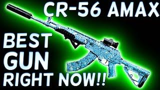 CR-56 AMAX The BEST GUN in WARZONE?!