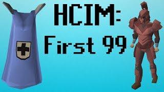[OSRS] HCIM 136: First 99 (1972/2277)